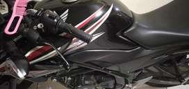 Honda CB150R THN 2013
