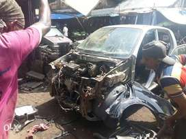 Buyers of rusted junk cars accident cars scrap buyers