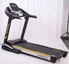 Treadmill Electrik one Function big baru dan bergaransi