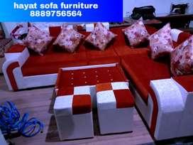 A new brand corner sofa t tebal to pafi