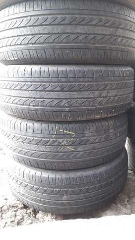Tyres for Verna, Ciaz ,i20 and baleno (195/55/R16