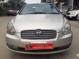 Hyundai Verna VGT CRDi, 2006, Diesel