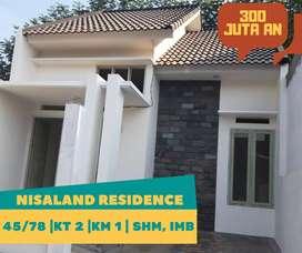 Rumah murah berkualitas di kota malang dekat Exit Tol