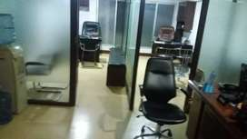 Blue area office 500 square for Rent prime location