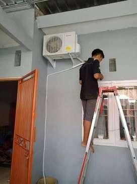 Melayani service panggil perbaikan AC kulkas mesin cuci bergaransi