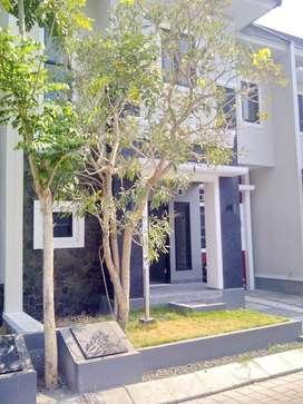 Rumah LT 87 m2 Kuantan Regency Tengah Kota Jogja Dekat UTY, UAD