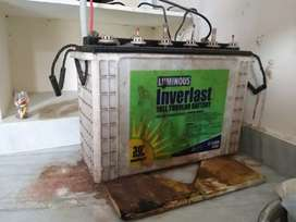 Inverter battery