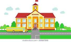 Well established & operating school in hassan dist, for sale