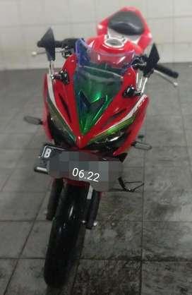 Honda CBR 150 Facelift Merah