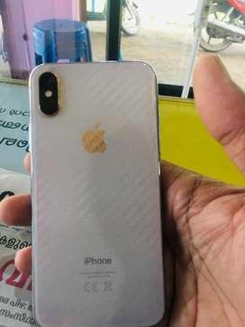 Iphone x clean piece