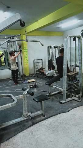 Old gym equipment sale