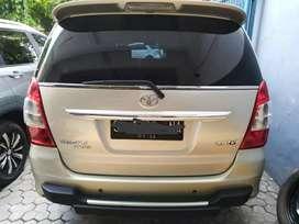 Toyota  kijang Inova 2.5 mt 2011# wdh