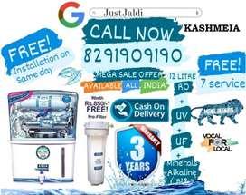 KASHMEIA RO Water Purifier Water Filter Water Tank DTH AC TV.  αℓℓ ηεω