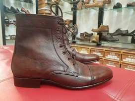 Customize Handmade Leather Shoes