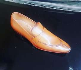 ORG REAL LEATHER HAND MADE FORMAL SHOES FOR MEN