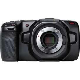 BlackMagic Pocket Cinema Camera 4K (Body Only)