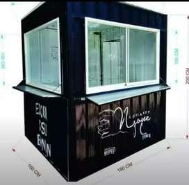 Food Truck, Container Booth, & Gerobak Etalase