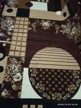 Karpet ruang tamu boleh pilih motip
