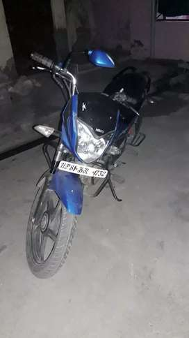 I smart 110cc 2 year old bike with good condition