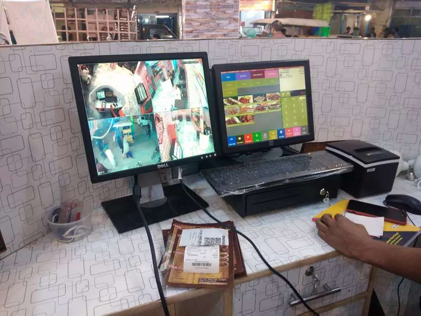 retail and Restaurant point of sale software , hardware