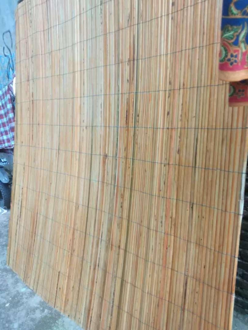 Jual tirai bambu dan rotan dll