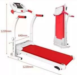Alat fitness=Treadmill elektrik Excider walking