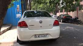 Top end Model Fiat Linea 2012 Diesel Good Condition
