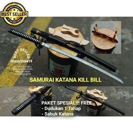 KATANA SAMURAI KILL BILL FREE DUDUKAN