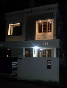 Luxurious 2 storied house 700 mtrs from vanitha  ITI mulankadakam