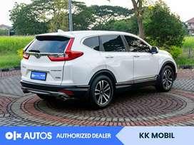 [OLX Autos] 2018 CRV Prestige Turbo 1.5 AT Putih Surabaya #KK Mobil