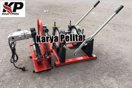 mesin pipa hdpe tipe manual ready stock