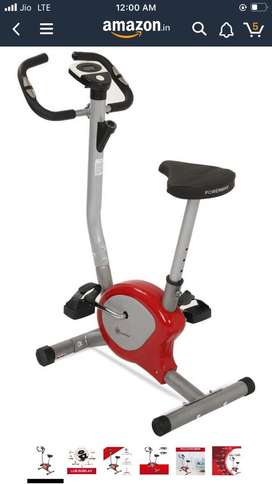 PowerMax Fitness bike