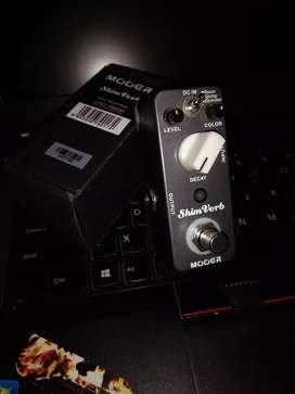 Mooer ShimVerb Second Like New