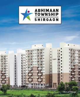 Well designed Flats -For Sale at #Abhimaan Township