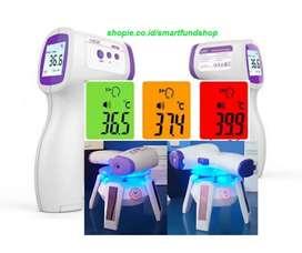 Deteksi suhu akurat layar 3warna praktis