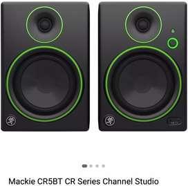 Mackie CRSBT CR series channel studio monitors