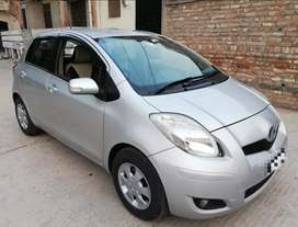 Toyota vitz 2008/2013 genuine condition