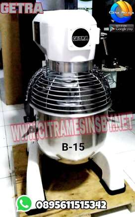 Mesin Pencampur Adonan Roti Mixer B-15