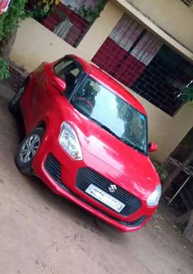 Swift for rent at 25000 per month