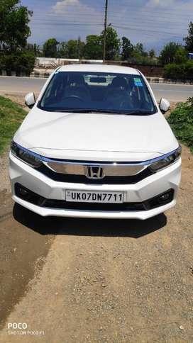 Honda Amaze 1.2 VX Automatic i-VTEC, 2019, Petrol