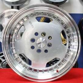 jual velg type GOETHE L1639 HSR Ring.16 Lebar.7-8 PCD.4X100-4X114,3 ET