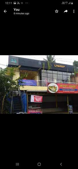 Commercial building for sale at olavakkod railway colony