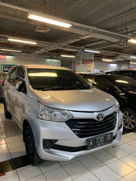 Toyota Grand Avanza E 2016 MT Manual