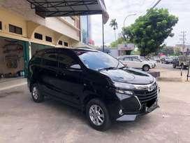 Toyota Avanza 1.3G 2019 m/t plat BH Km Low Terawat