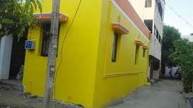 2BHK HOUSE FOR SALE IN GAMDHIMAANAGAR PEELAMEDU