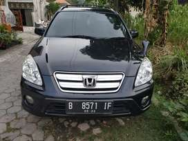 Honda CRV th 2006 pajak panjang 2000 cc