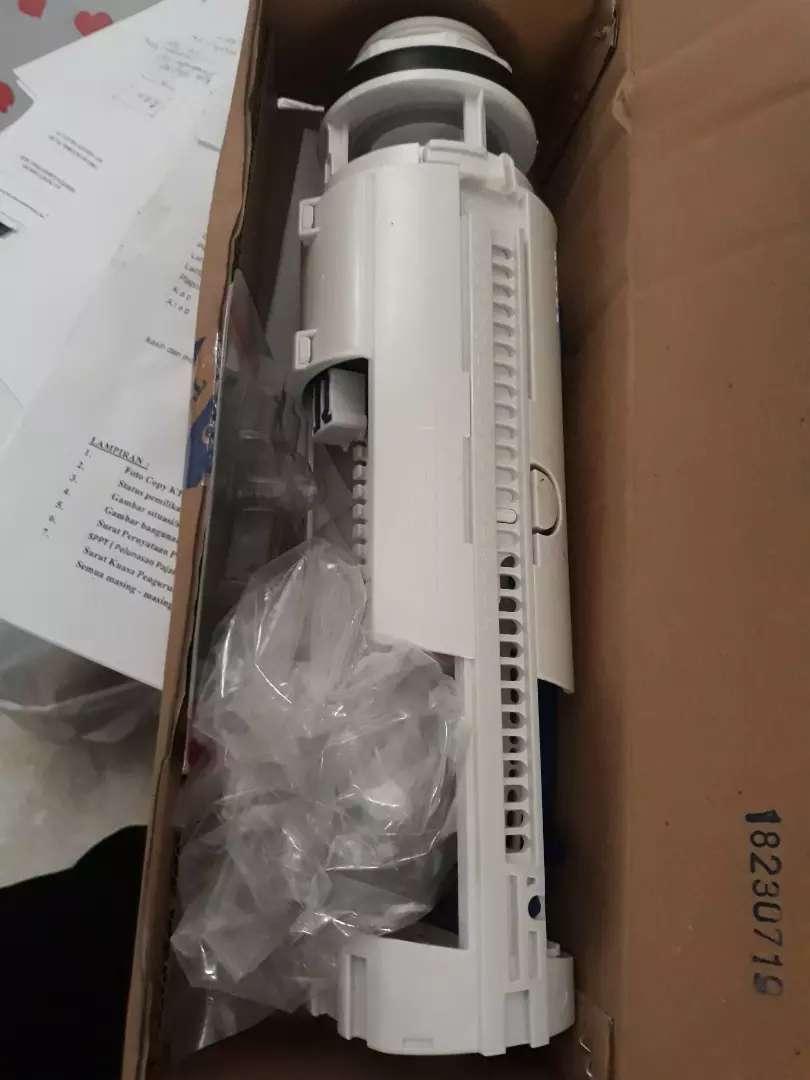 Flush valve toto cw421j eco flush 0