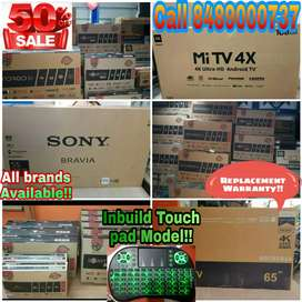 """43"""" #SONY#,#ME# SMART ANDROID LED TV 50% WHOLESALE PRICE @ 16,999"""