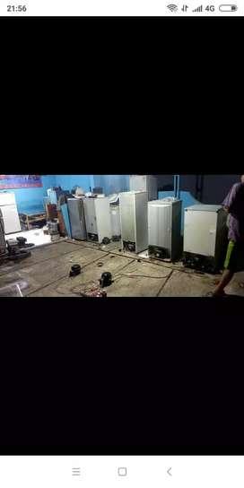 Service kulkas,m.cuci dan AC bergaransi