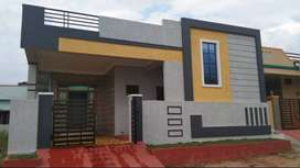 150 sq yards 1250 sqft 2bhk independent House Available At Rampally